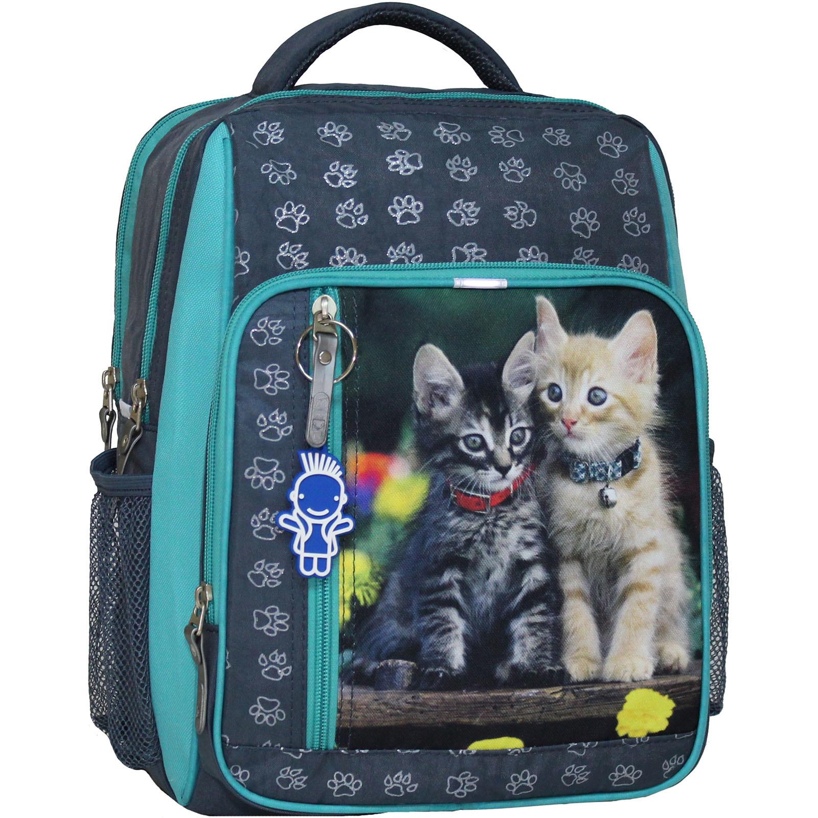 Школьные рюкзаки Рюкзак школьный Bagland Школьник 8 л. серый 143д (0012870) IMG_4468.JPG