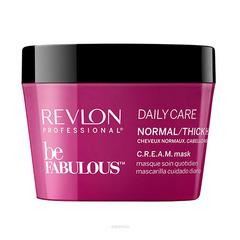 Revlon Professional Be Fabulous C.R.E.A.M. Mask For Normal Thick Hair - Маска для нормальных/густых волос