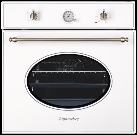 Духовой шкаф Kuppersberg SR 605 W Silver