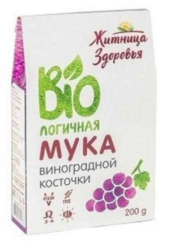 Мука Виноградной косточки, 200 гр. (Житница здоровья)