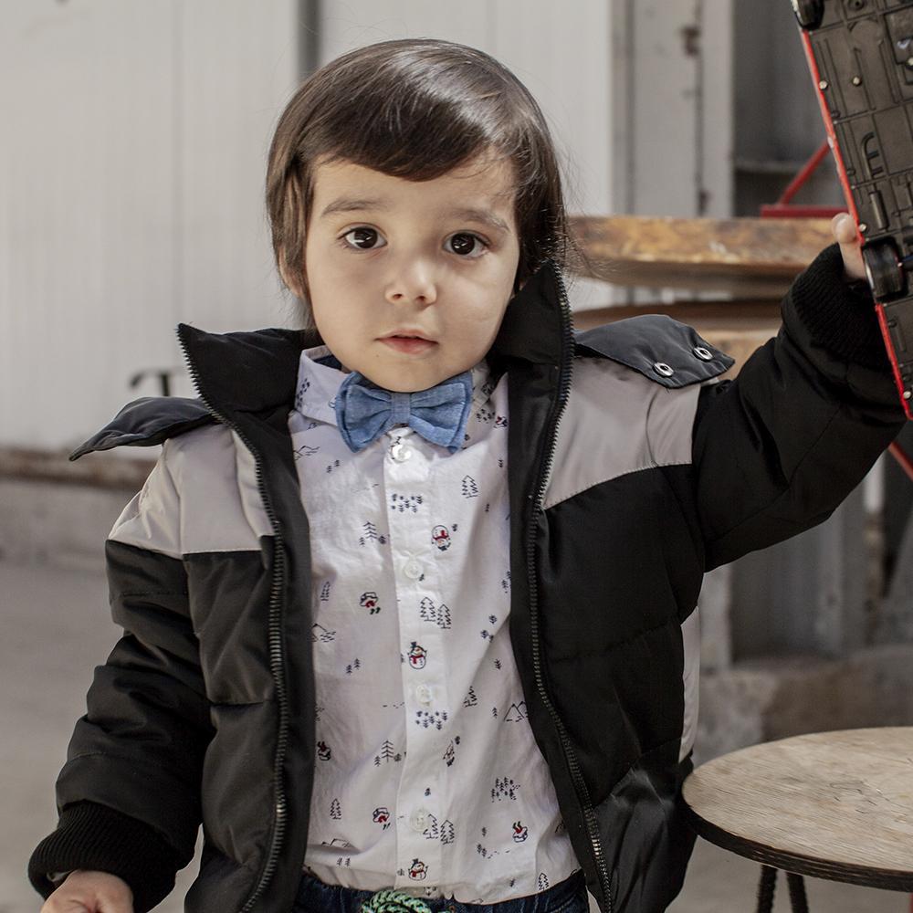 Демисезонная подростковая куртка с светоотражающими вставками Grey girl на мальчика