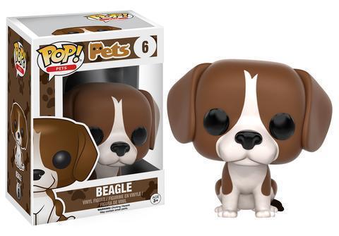 Фигурка Funko POP! Vinyl: Pets: Beagle 11057