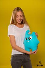 Подушка-игрушка антистресс «Мама Монстр» 2