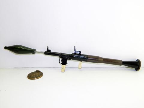 Russian RPG-7 scale model 1:3