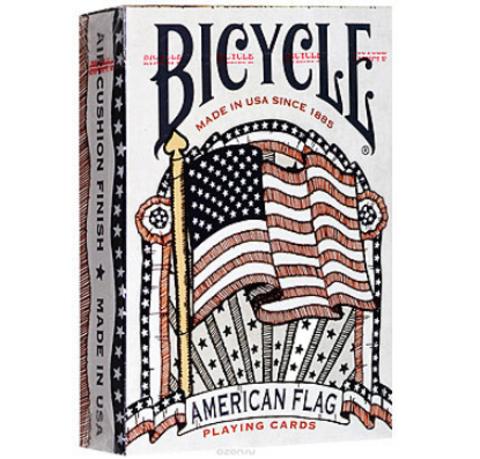 Карты Bicycle American Flag