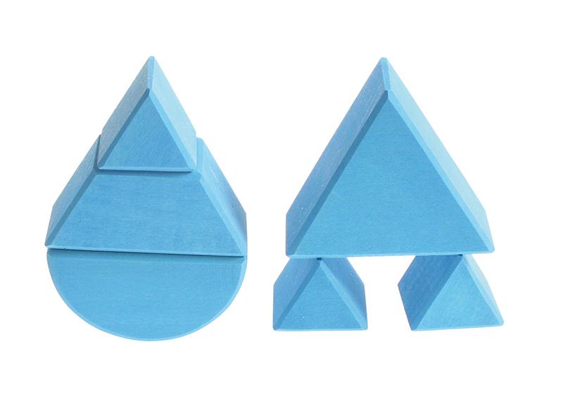 Строительный набор, цвета и формы