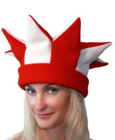 Карнавальная шапка Арлекин