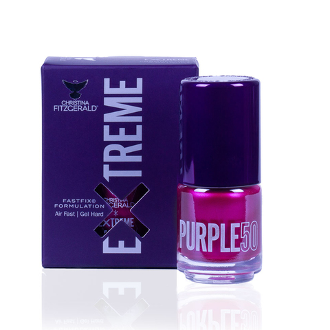 Лак для ногтей Extreme - Purple 50 Christina Fitzgerald