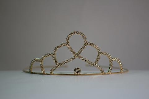 Корона золотая (арт.4004/2)