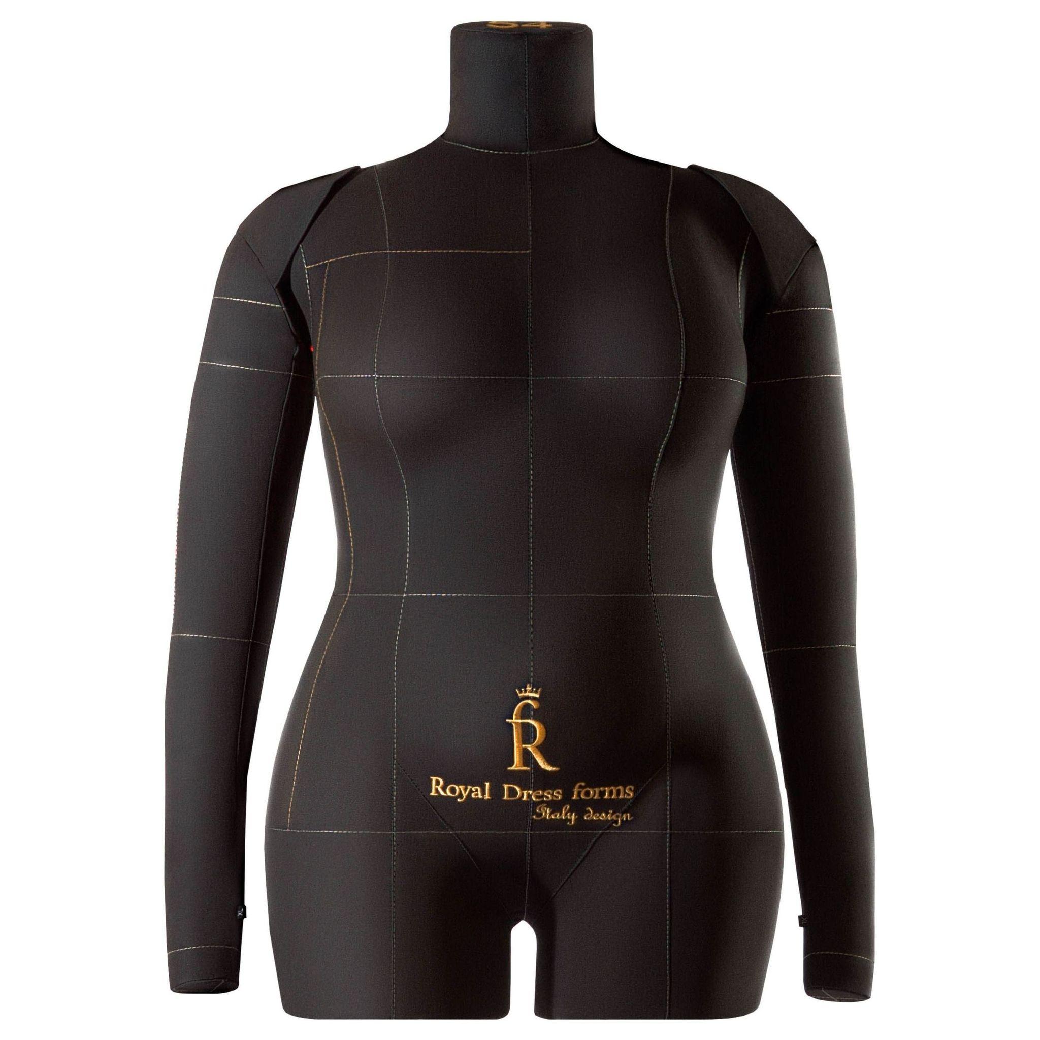 Комплект Comfort: мягкий манекен Monica черный 54, Ручки, Сумка