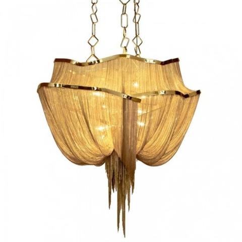 Подвесной светильник копия  Atlantis by Terzani 2 (золотой)