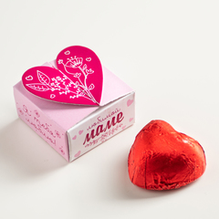 ◆ Минибокс с шок. конфетой