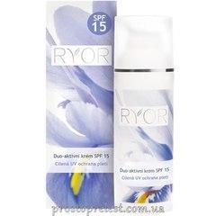 Ryor Duo Aktiv Cream SPF 15 - Активный солнцезащитный крем