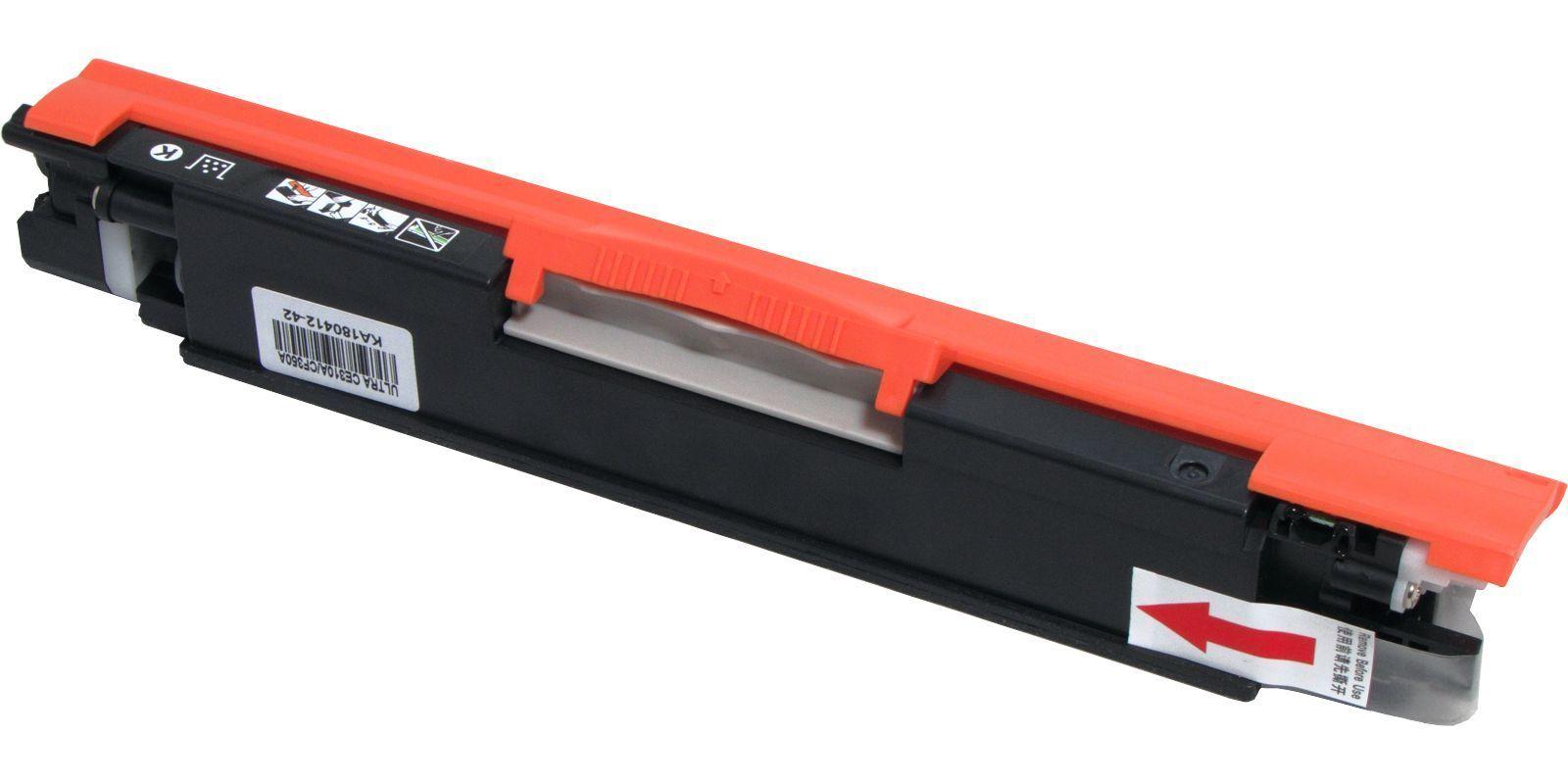 MAK© №126A/130A Universal CE310A/CF350A черный (black), для HP, до 1200 стр.
