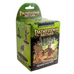 Pathfinder Battles: Jungle of Despair Booster