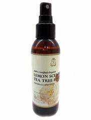 """Органическая цветочная вода """"Лимонное чайное дерево"""", Ausganica"""