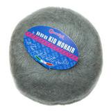 Пряжа BBB Filati Kid Mohair 9501 светло-серый