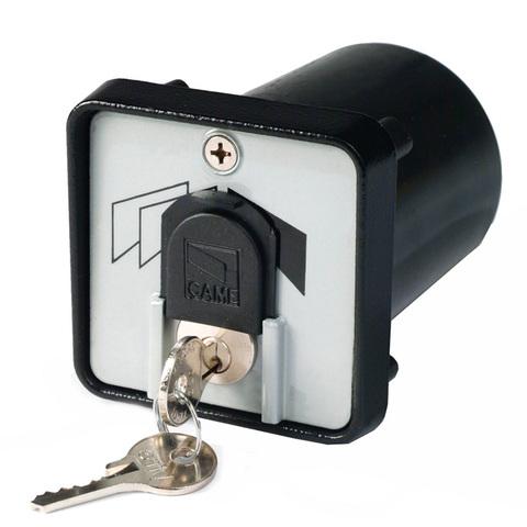 SET-K - Ключ-выключатель встраиваемый с защитной шторкой Came