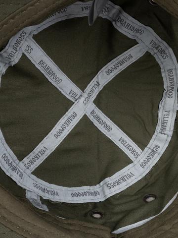"""Green khaki cap The Don """"Spring conscription"""""""