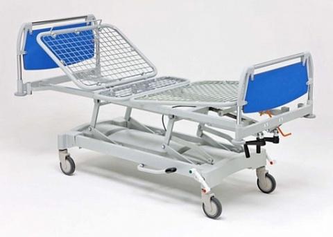 Кровать больничная 11-CP165 - фото