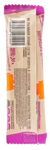 NUTBERRY Фруктовый батончик с фиником и абрикосом 30г