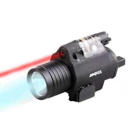Подствольный тактический фонарь Veber ML1-R