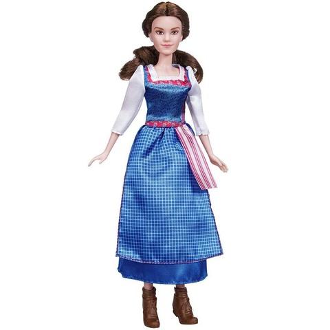 Дисней Красавица и Чудовище Белль в деревенском платье 30 см