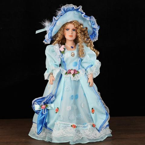 2314080 Кукла коллекц.