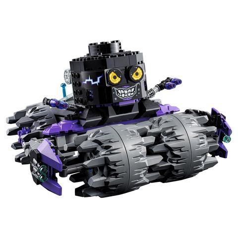 LEGO Nexo Knights: Штаб Джестро 70352 — Jestro's Headquarters — Лего Нексо Найтс Рыцари Нексо