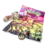 Aborted / Terrorvision (Super Deluxe Edition)(CD)