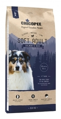 Chicopee CNL Soft Adult Salmon & Rice полувлажный корм для взрослых собак всех пород с лососем и рисом 15 кг