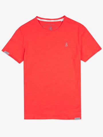 """Men's """"VELIKOROSS"""" scarlet t-shirt"""