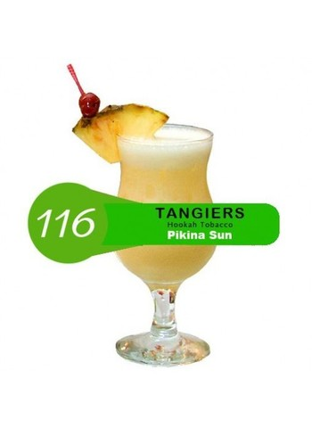 Табак Tangiers Pikina Sun T116 (Танжирс Пикинское Солнце) |Birquq 20г