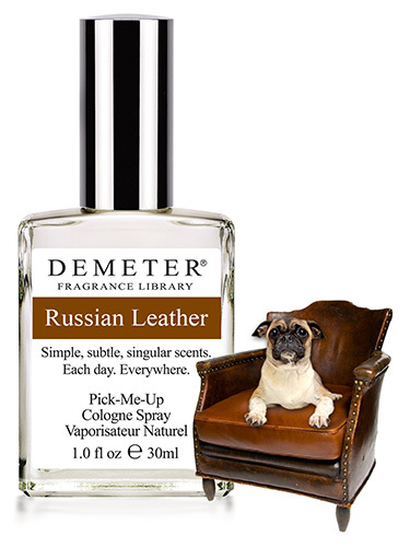 Духи «Русская кожа» от Demeter