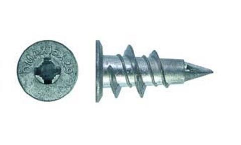 Дюбель для гипсокартона DRIVA SPA (металл. гвоздь)