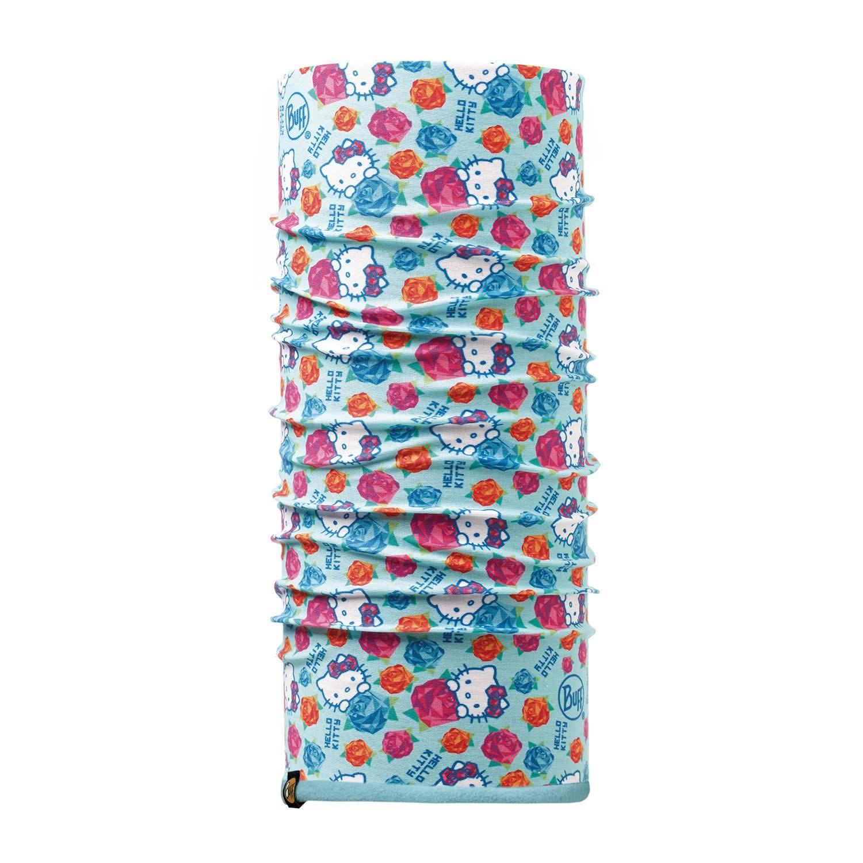 Детские шарфы Шарф-трансформер Buff Roses Turquoise / Blue Capri 113203.789.10.00.jpg