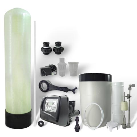 Установка умягчения воды 0844 с клапаном S3T