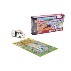 Majorette Игровой коврик Creatix - Construction (2056412)