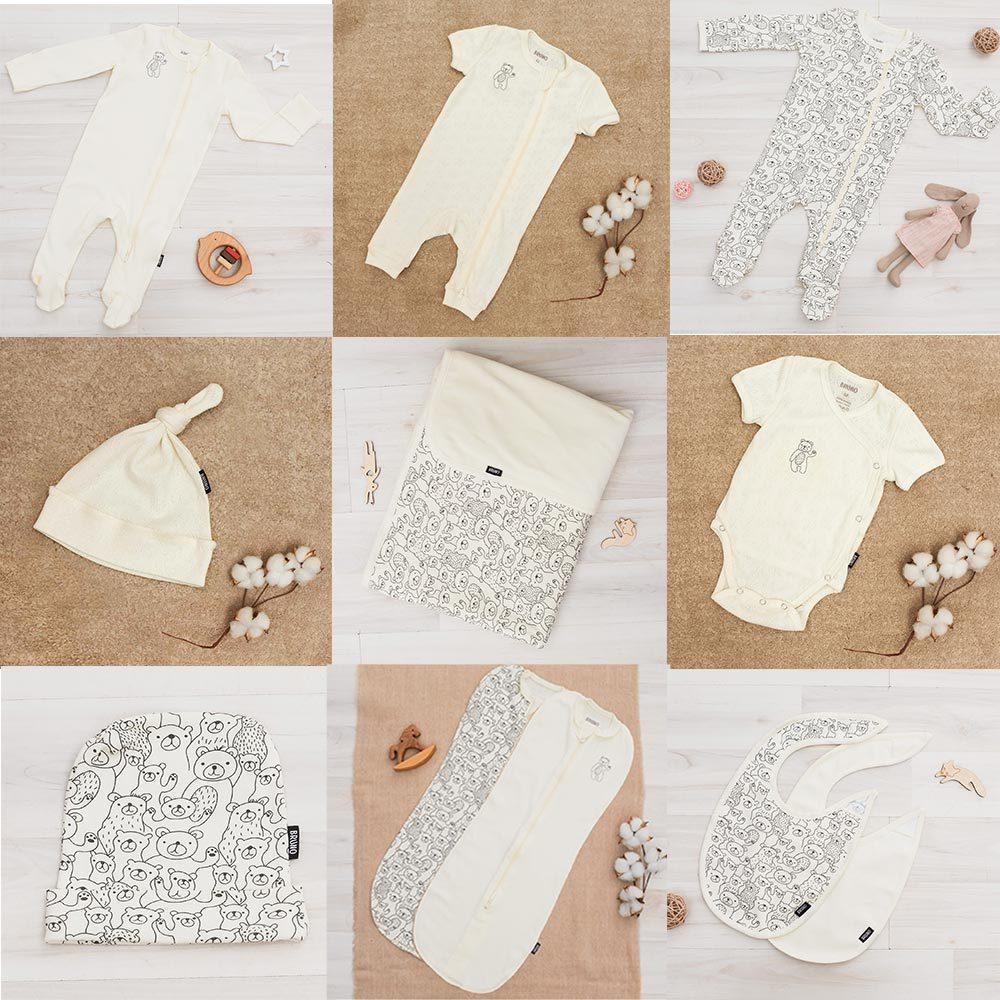Коллекция «Летняя ваниль», сэт из 11 предметов