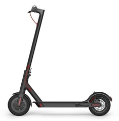 Электросамокат Xiaomi MiJia Smart Electric Scooter Black M365 (черный)
