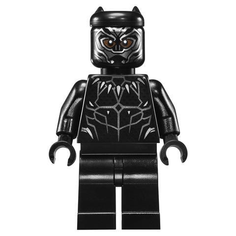LEGO Super Heroes: Нападение Королевского Когтя 76100 — Royal Talon Fighter Attack — Лего Супергерои Марвел