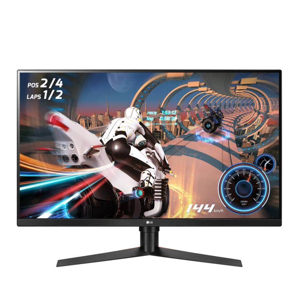 Quad HD VA монитор LG UltraGear 32 дюйма 32GK850F-B
