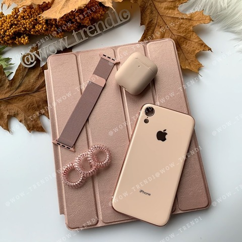 Чехол Smart Case  iPad Air /rose gold/