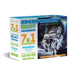 Конструктор NDPlay Робототехника Космический флот 7 в 1