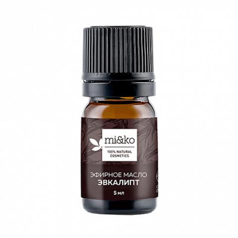 МиКо, Эфирное масло Эвкалипт шаровидный органик, 5мл