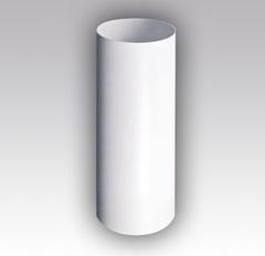 Воздуховод круглый 100 мм 1,5 м пластиковый