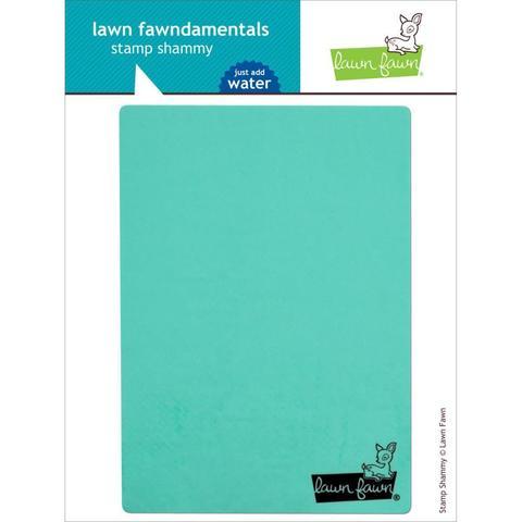 Ткань для очистки штампов  Lawn Fawn Stamp Shammy