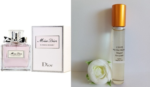 Масляные духи Miss Dior Blooming Bouquet C. DIOR 10 мл