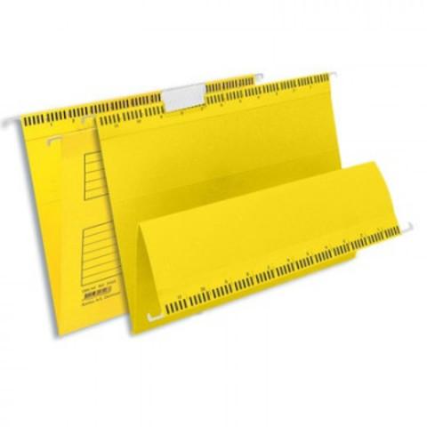 Подвесная регистратура папка BANTEX  А4 10 шт./уп, в ассортименте