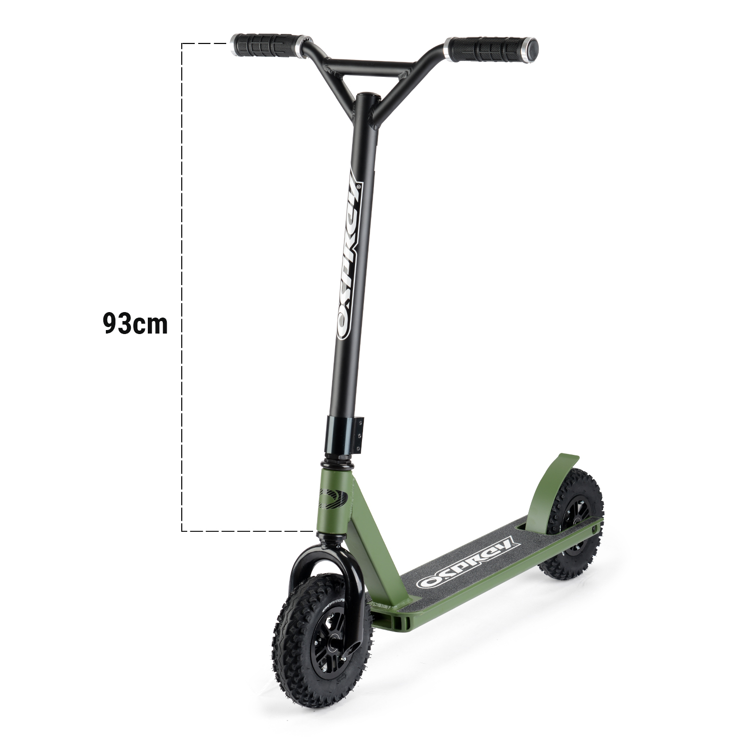 osprey dirt scooter green lifestyle